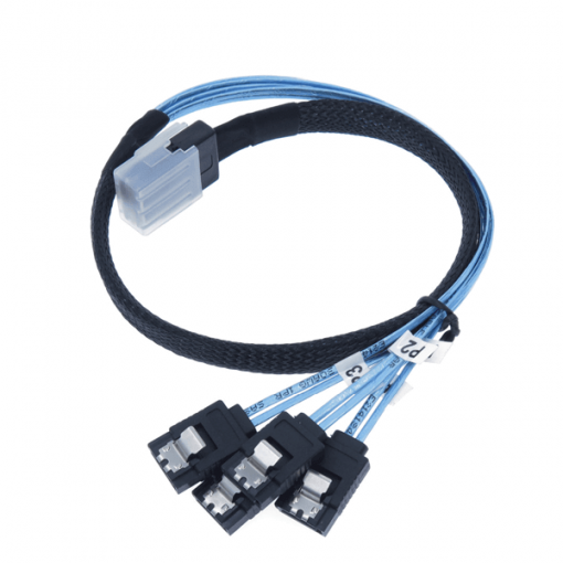 cáp 8087 to 4 sata product khoserver