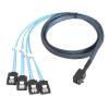 cáp 8643 to 4 sata product khoserver