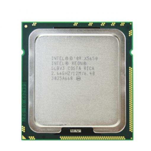 cpu intel xeon x5650 processor product khoserver