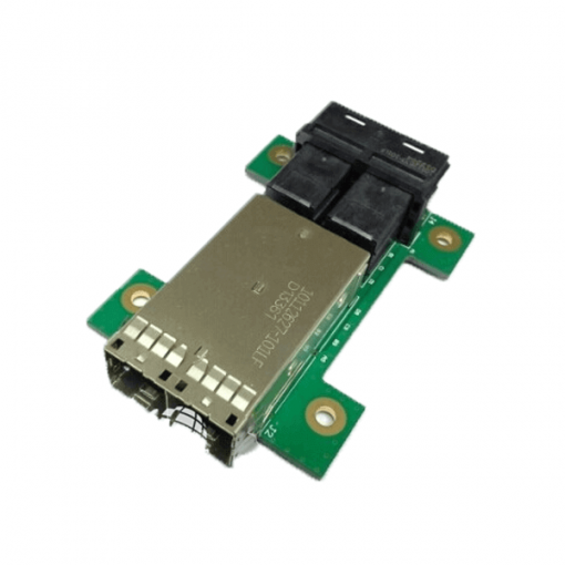 sff-8644 to sff-8643 dual port adapter product khoserver