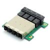sff-8644 to sff-8643 quad port adapter product khoserver