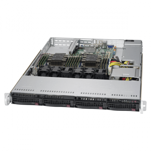 chassis supermicro 815 product khoserver