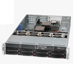 chassis supermicro 825 sc825tq-600lpb product khoserver