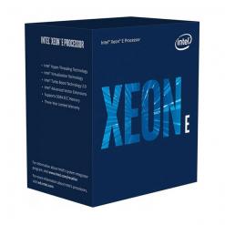 cpu intel xeon e-2124 processor product khoserver