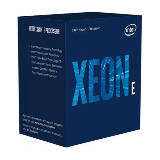 cpu intel xeon e-2124g processor product khoserver