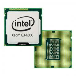 cpu intel xeon e3-1280 v1 processor product khoserver